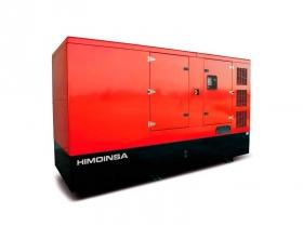 Аренда дизельного генератора HIMOINSA HYW-45 T5