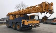 Аренда автокрана LIEBHERR LTM 1050, 50 тонн