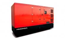 Аренда дизельного генератора HIMOINSA HYW-20 T5