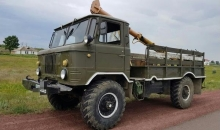 Аренда ямобура вездеход ГАЗ-66